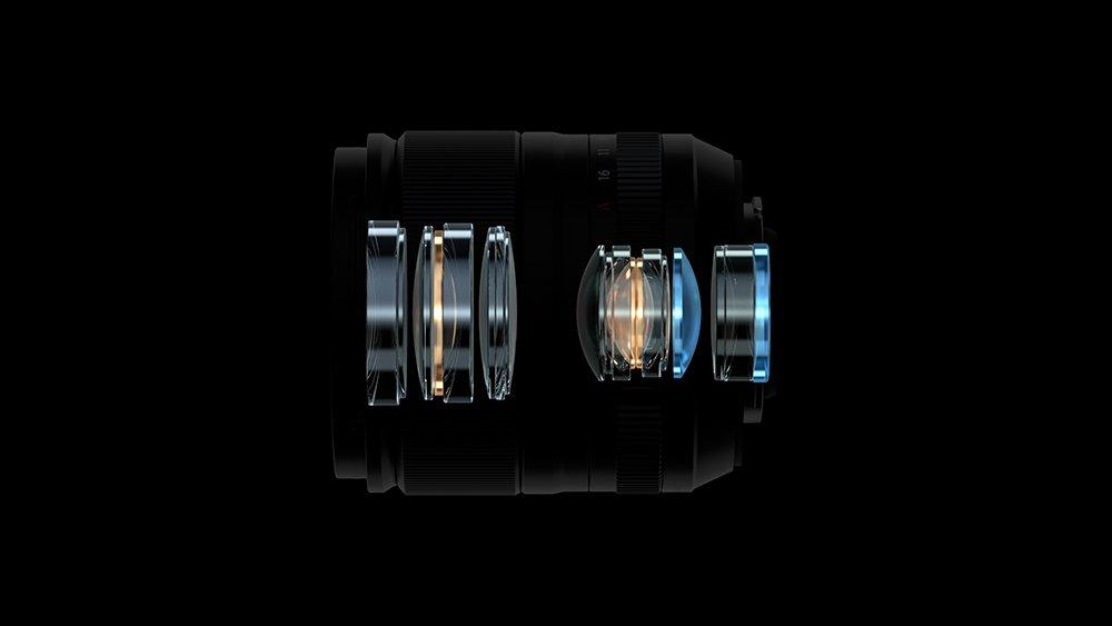 Fujifilm XF33mmF1.4 R LM WR có chất lượng quang học vượt trội