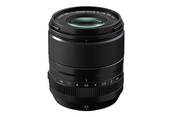 Fujifilm XF33mmF1.4 R LM WR đường kính lớn chụp ảnh độ phân giải cao