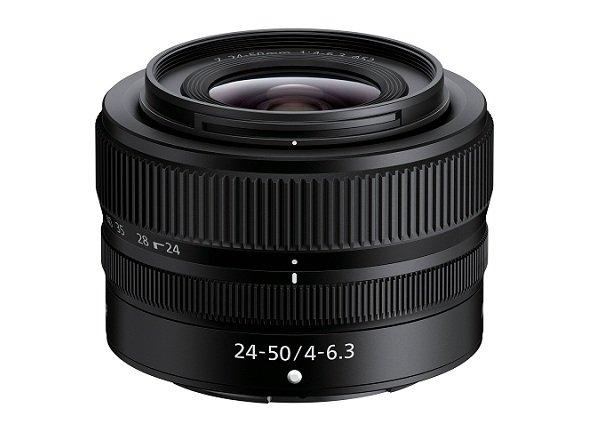 Ống kính Nikon Z 24-50mm f4-63 - Tiêu cự phổ thông