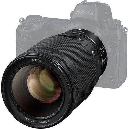 Nikon Z 50mm f/1.2 S - Chát lượng hình ảnh cao