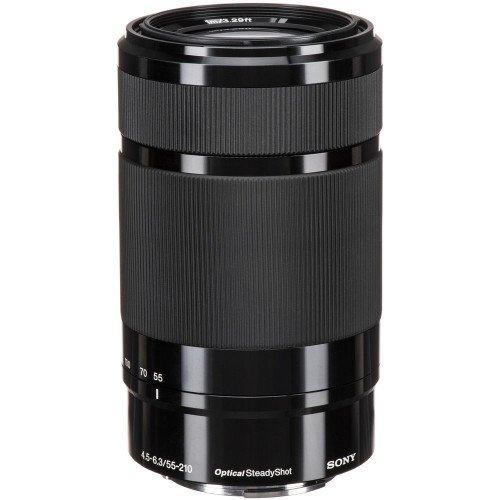 Sony E 55-210mm f/4.5-6.3 OSS (Black) | Chính Hãng