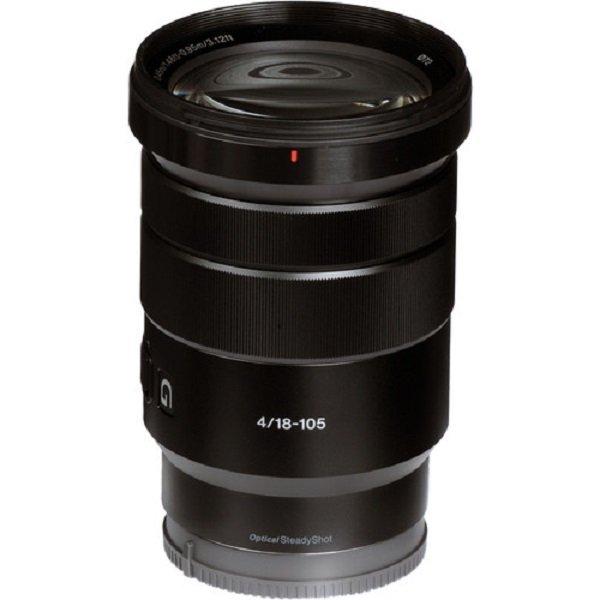 Ống kính Sony E PZ 18-105mm F4 G OSS