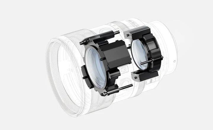 Sony FE 135mm f/1.8 GM sử dụng dải tần nhạy sáng cực rộng