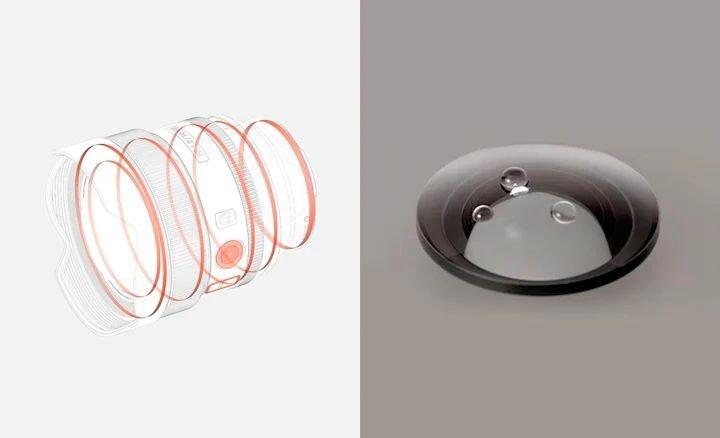 Thiết kế chống bụi và chống ẩm tích cực