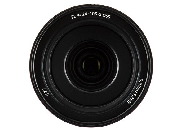 Sony FE 24-105mm f/4 G OSS - ống kính mirrorless