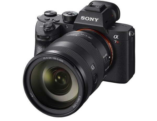 Sony FE 24-105mm f/4 G OSS tích hợp tính năng ổn định hình ảnh quang học SteadyShot