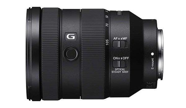 Sony FE 24-105mm f/4 G OSS lấy nét tự động nhanh, chính xác