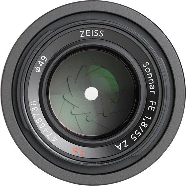 ống kính sony cz 55mm f1.8