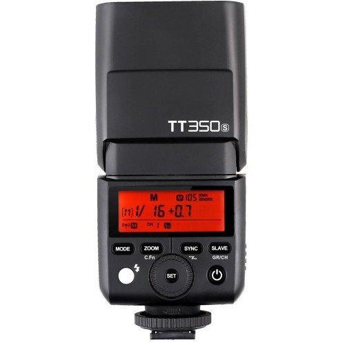 Đèn Flash Godox TT350s cho Sony A7, A7II, A6000, A6300