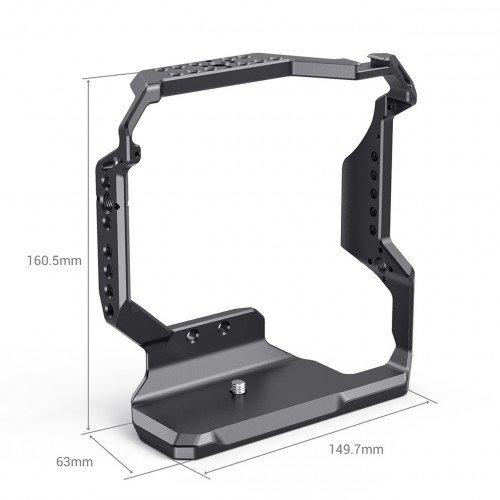 SmallRig Cage cho FUJIFILM X-T4 kèm giá đỡ Battery Grip VG-XT4 - CCF2810