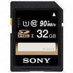 Thẻ Nhớ SDHC Sony 32GB 90MB/70MB/S (SF-32UY3) Khuyến mãi