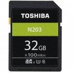 Thẻ nhớ SDHC Toshiba N203 32gb 100MB/s | Khuyến mại