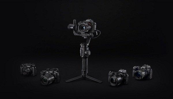 DJI Ronin SC tương thích nhiều loại máy ảnh
