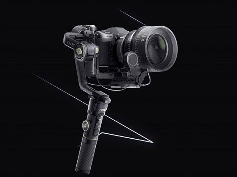 Zhiyun Crane 2S - Huyền thoại được tiếp diễn
