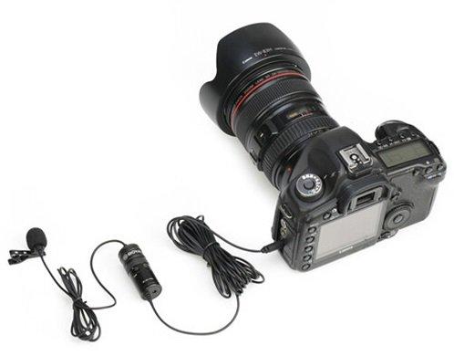 Micro BOYA BY-M1 Pro phổ thông tương thích với máy ảnh DSLR