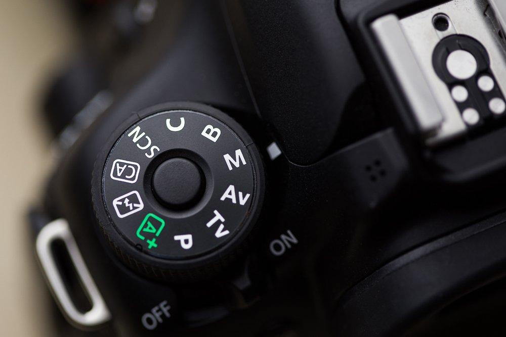 Cài đặt chế độ thủ công giúp chủ động điều chỉnh các thông số khi chụp Panorama