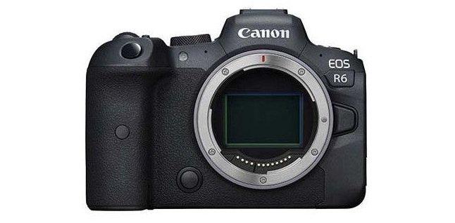 Máy chụp hình Canon EOS R6 là phiên bản nâng cấp của EOS R5