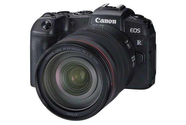 Canon EOS RP có khả năng quay video 4K