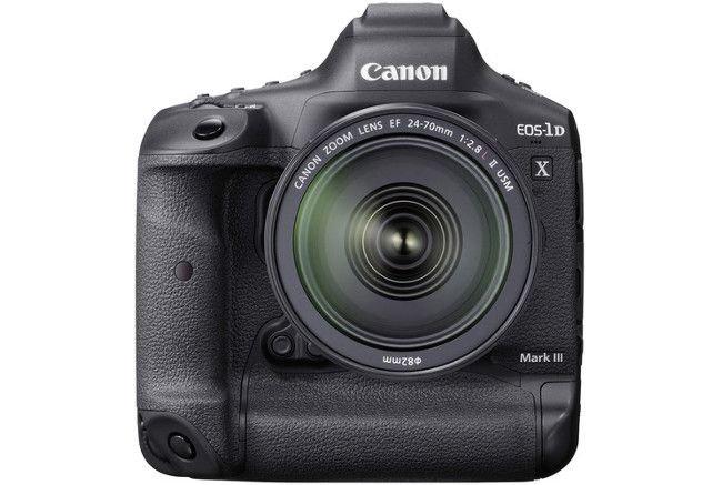 Máy ảnh Canon EOS-1D X Mark III là bản cập nhật cho dòng workhorse 1D X