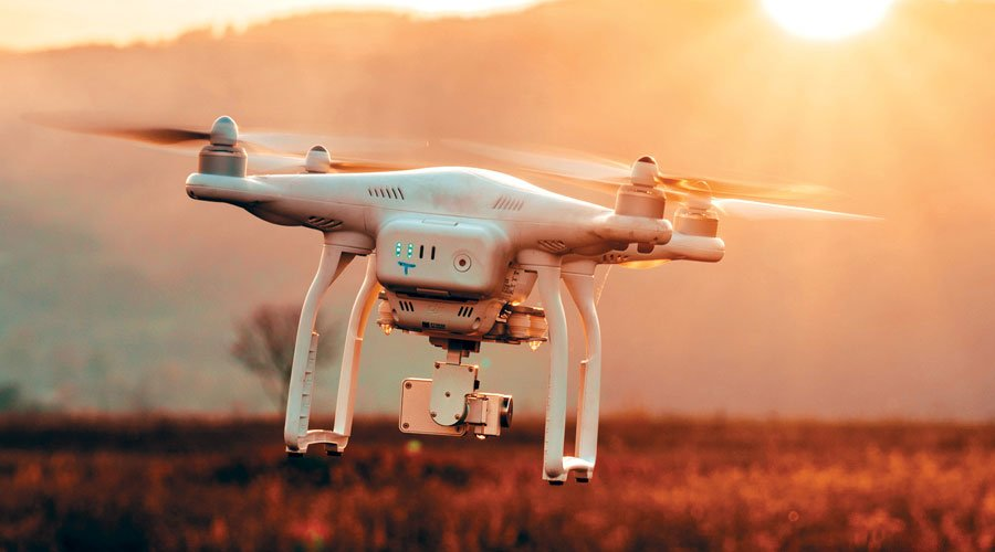 Tất tần tật về Drone/Flycam