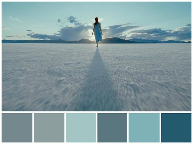 ý nghĩa màu xanh dương