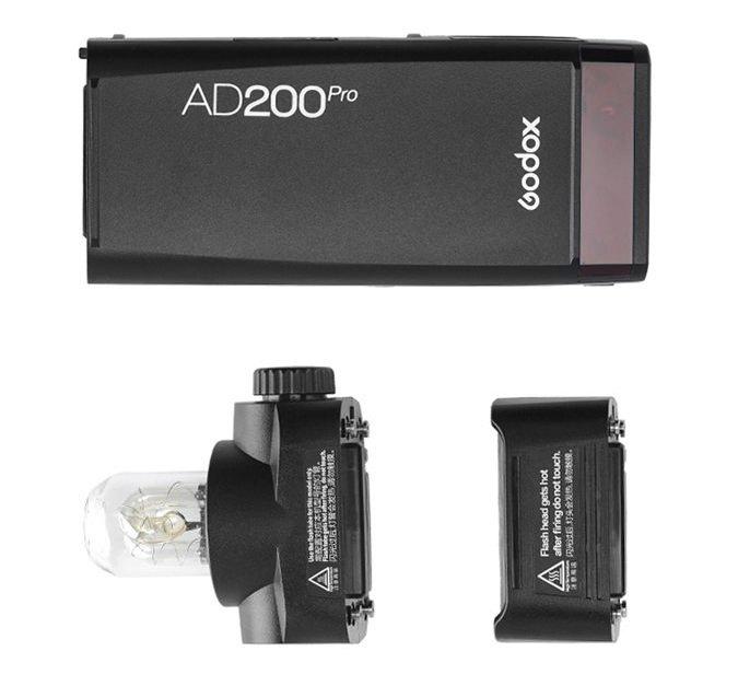 Đèn Flash Godox AD200 PRO