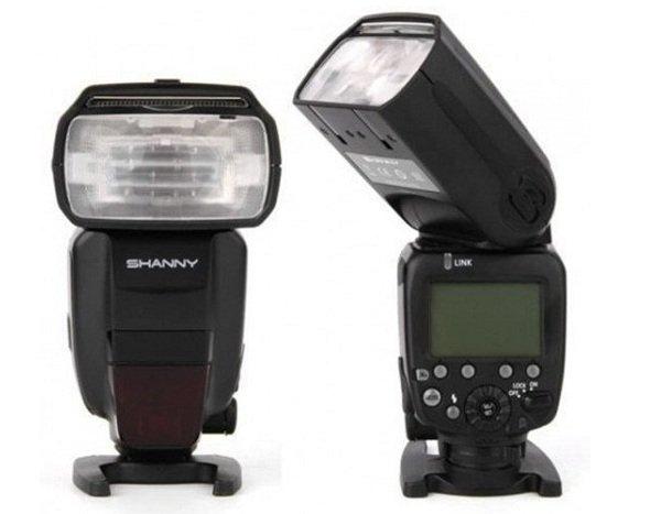 Đèn Flash Shanny SN600N Speedlite for Nikon tích hợp nhiều tính năng thông minh và hiện đại