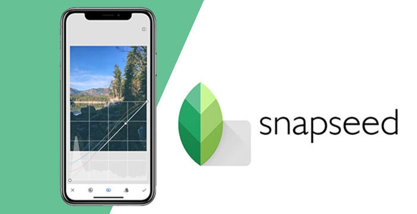 Photo Editor Mobile App - Snappseed